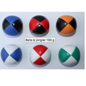 Balle 2 couleurs