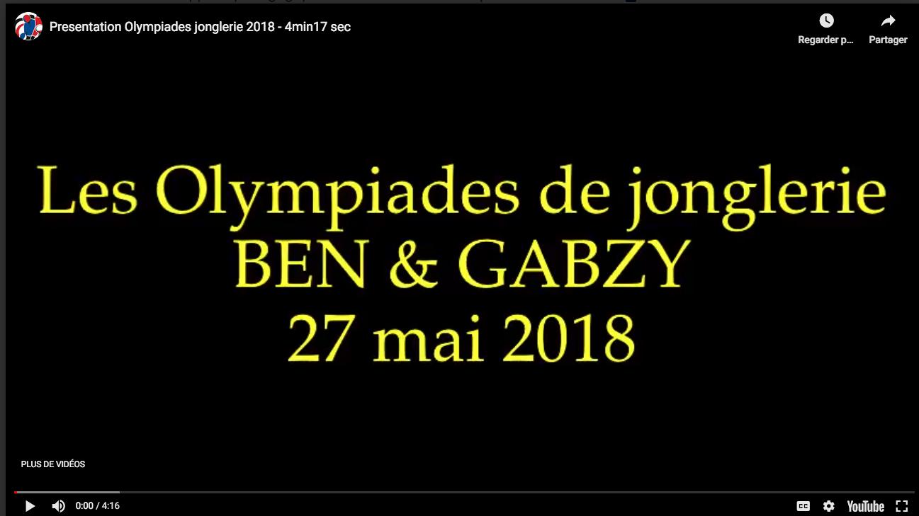 Olympiade École la Source 2018