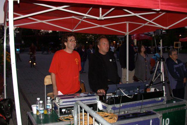 Bernard producteur Clownart 2007